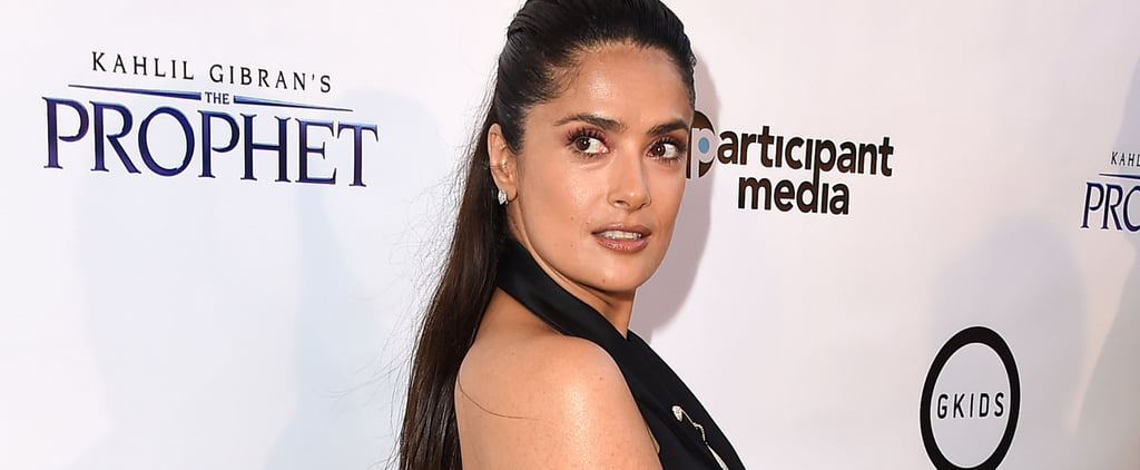 You Won't Believe How Much Salma Hayek's Daughter Has Grown
