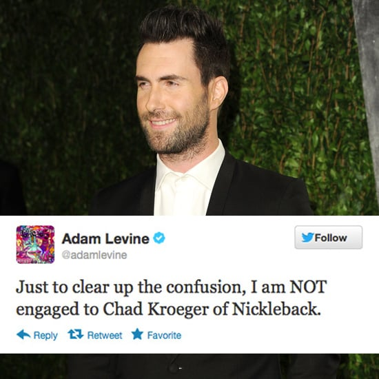 Tweets of the Week: Adam Levine, Liz Hurley, Lena Dunham & More