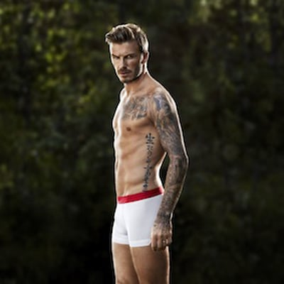 David Beckham H&M Commercial