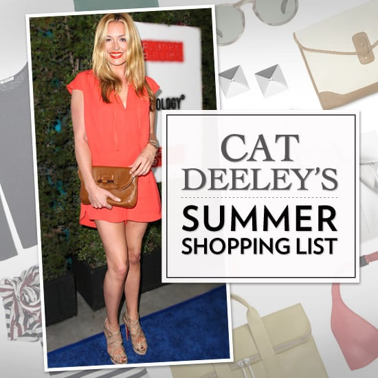 Exclusive! Cat Deeley Shares Her Hot Summer Must Haves