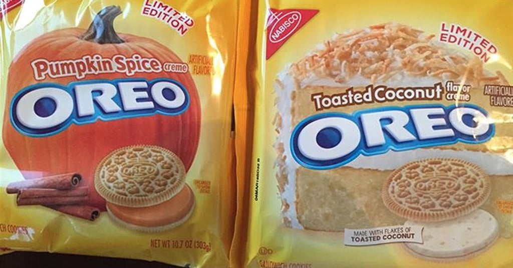 Oreo's Newest Flavor Is Inspired by Cake!