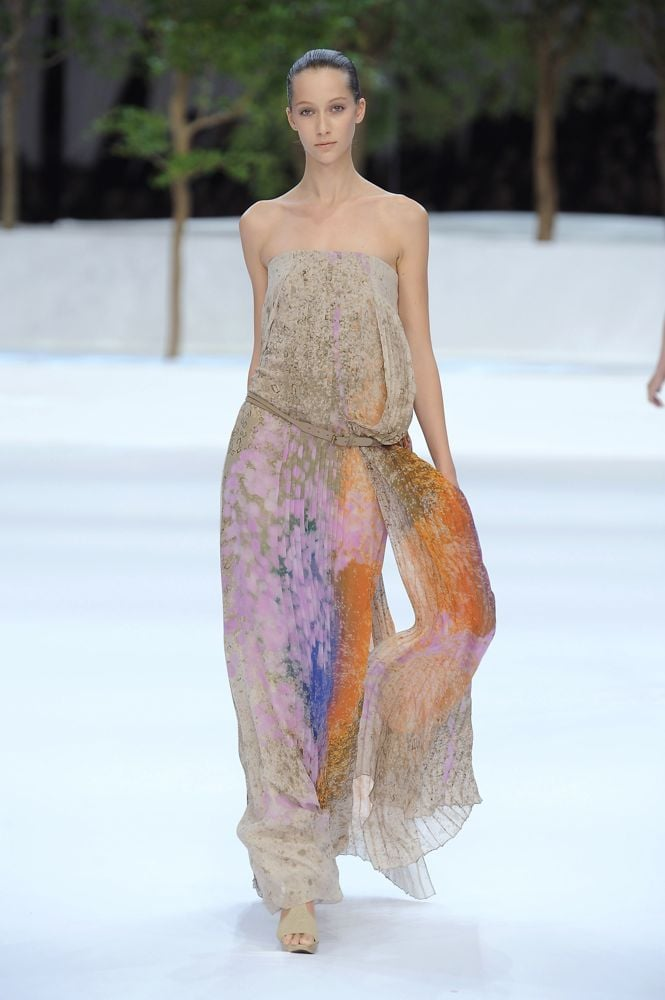 Paris Fashion Week: Akris Spring 2009