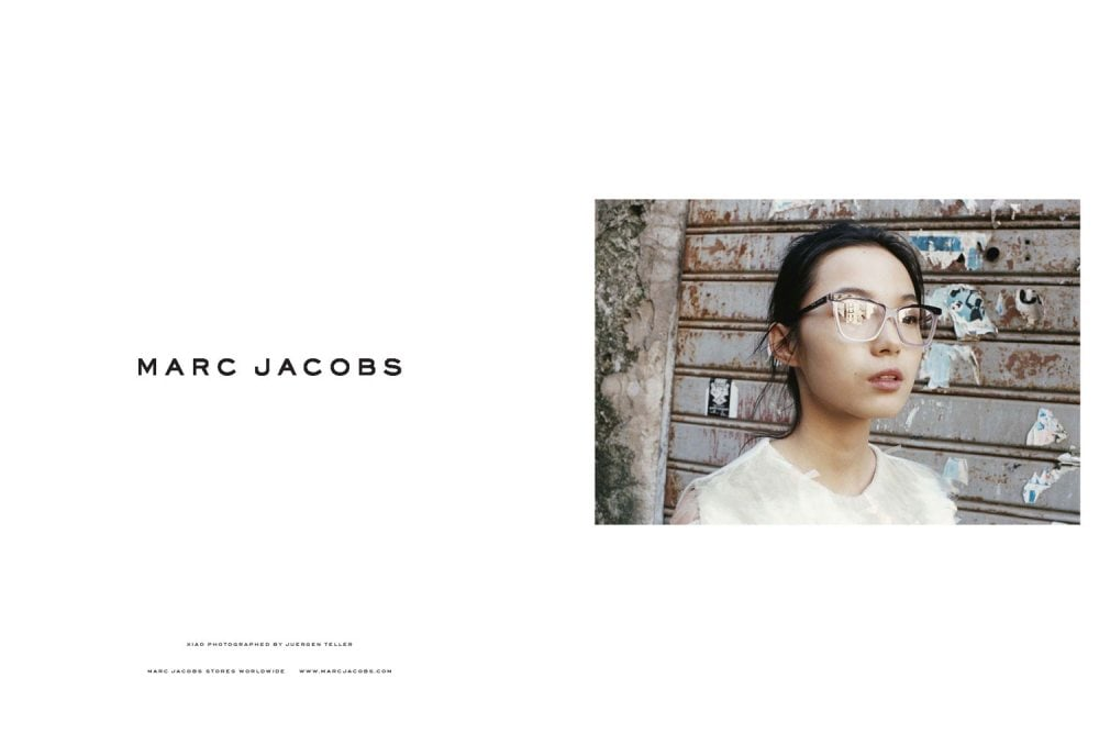 Marc Jacobs Spring 2012 Ad Campaign