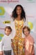 Garcelle Beauvais brought her twins to the 2013 Baby Buggy Bedtime Bash.