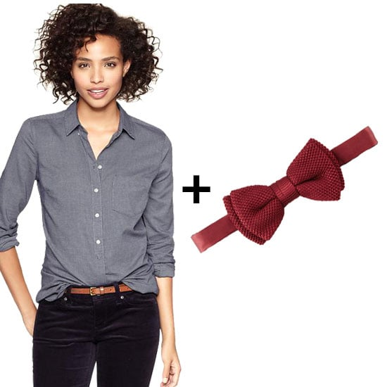 How to Wear Bow Ties For Women