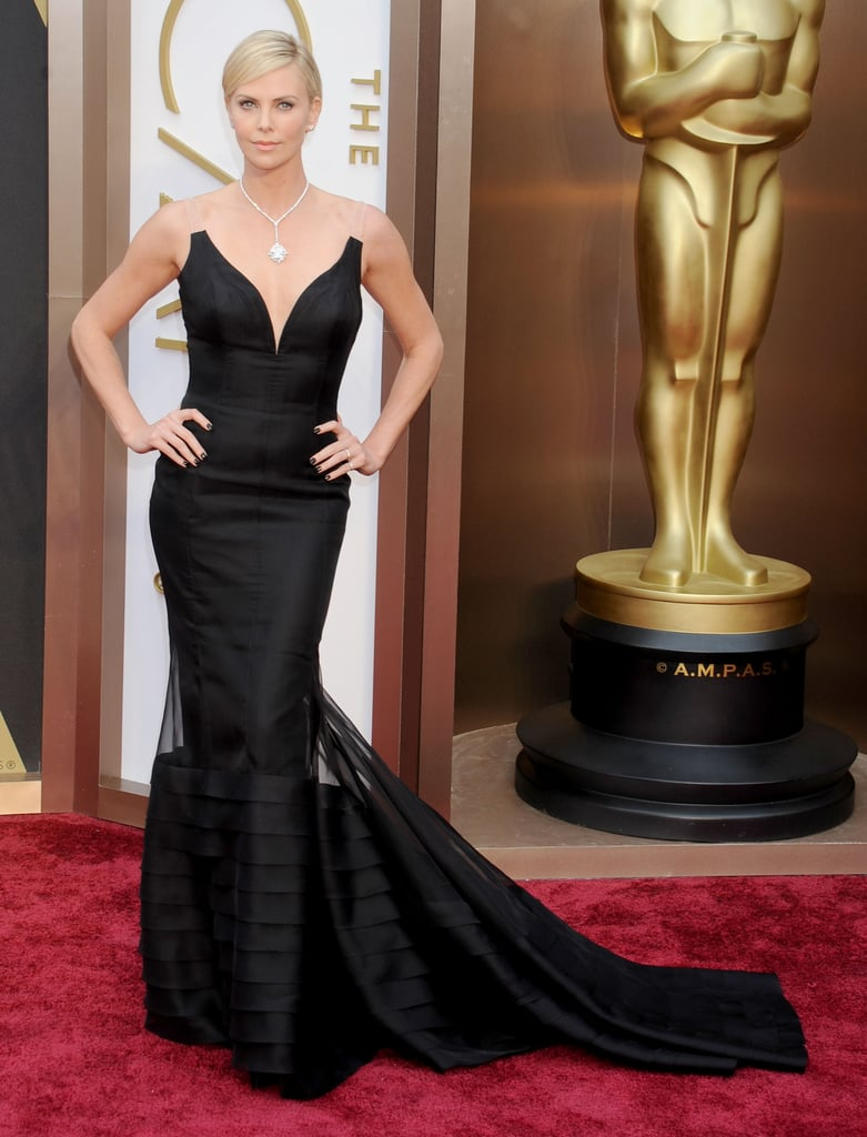 Charlize Theron: Five Feet, 10 Inches