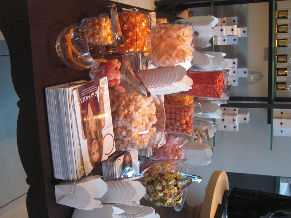 Fabulous Favor Idea: Color Coded Candy