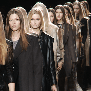 Theyskens' Theory Fall 2012 Runway Show