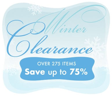 Yummy Deals: Cooking.com's Winter Clearance Sale