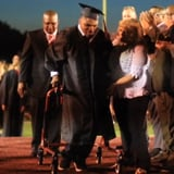 Teen With Cerebral Palsy Walks For the Very First Time at High School Graduation
