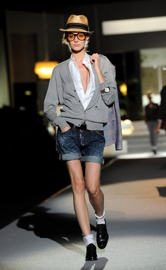 Spring 2011 Milan Fashion Week: Dsquared2