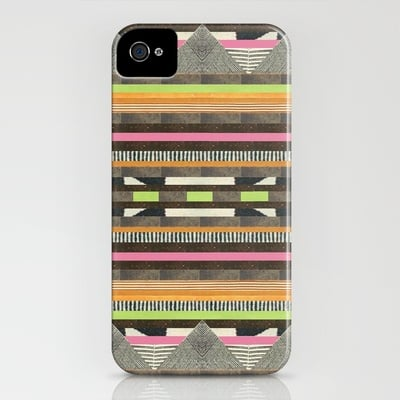 Aztec Print iPhone 4/5 Case
