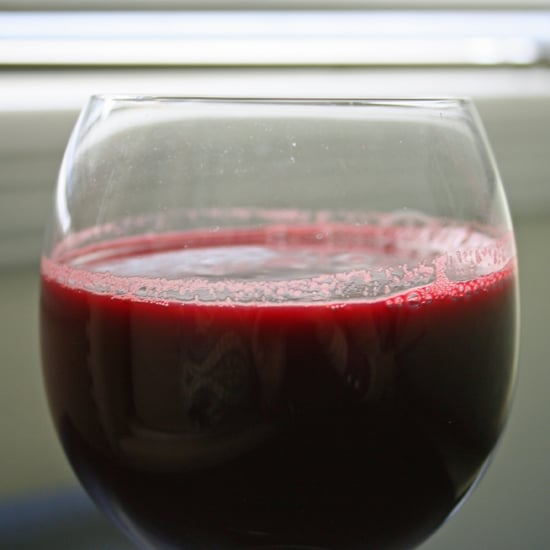 Beet, Carrot, and Celery Root Juice