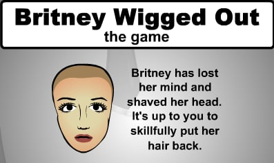 Help Britney Wig Out!