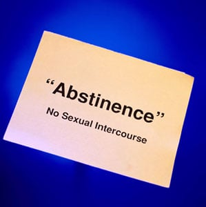What's Next For Abstinence-Only Sex-Ed Programs?