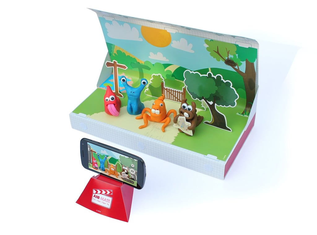For 8-Year-Olds: NPW Ani-Mate Stop Motion Kit
