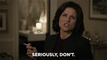 Lous-Dreyfus only picked up speed after Seinfeld. After delivering more laughs as Christine on The New Adventures of Old Christine, she got another Golden Globe and five nods on top of that. Now she's dominating as Selina Meyer on Veep, almost 24 years since she first played Elaine.