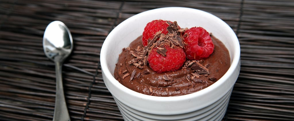 Chocolate Pudding Made With a Magical High-Protein Ingredient