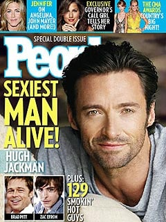 Sugardaddy: Reasons to Fall For Hugh Jackman