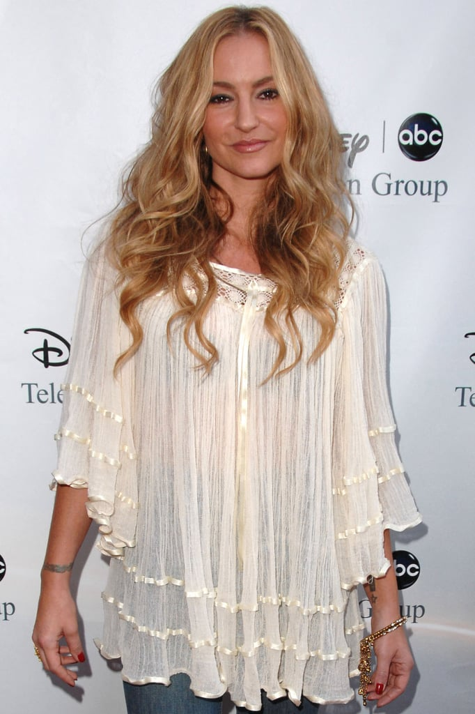 Drea de Matteo joined Dark Places as Krissi Cates, a stripper who may hold the clue to the deaths of Libby's family members. Check out the rest of the Dark Places cast.