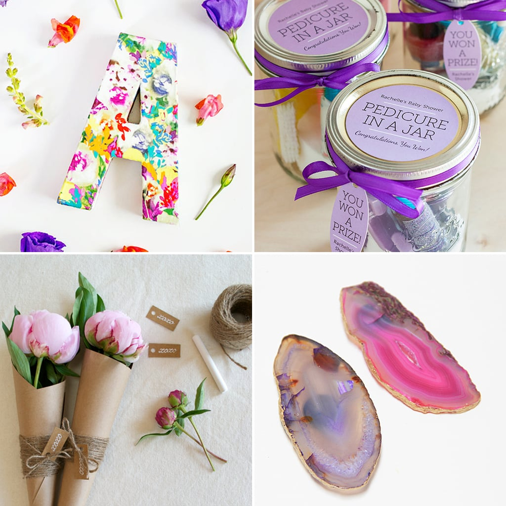 Diy bridesmaid gifts popsugar smart living for Cheap diy presents