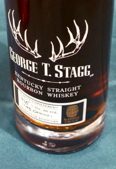 Buffalo Trace Distillery's George T. Stagg 143-Proof Bourbon