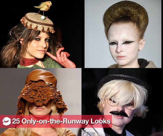 The Wildest Looks From 2010 Fall New York Fashion Week