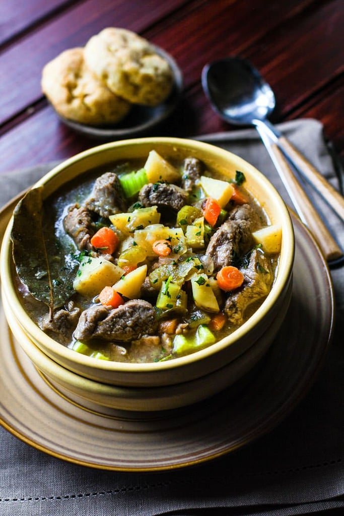 1-Pot Bacon Braised Lamb Stew