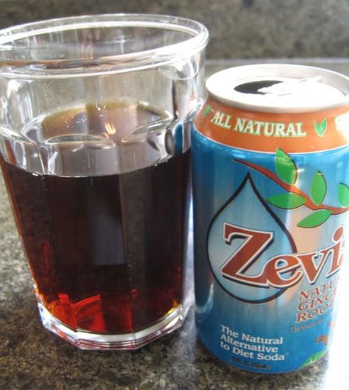 Food Review: Zevia Soda