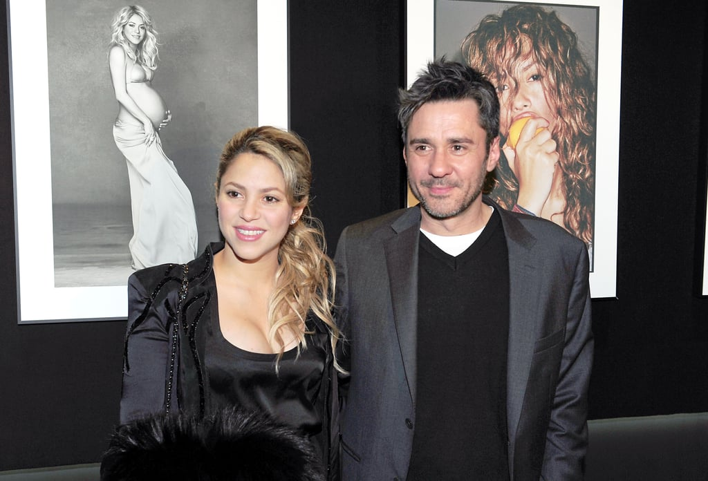 New Mom Shakira Steps Out After Welcoming Baby Milan