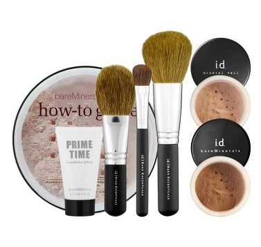 Bare Escentuals BareMinerals Customizable Get Started Kit Sweepstakes