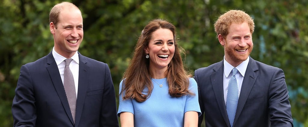 Summer Is Just Getting Started, but For the Royal Family, It's Already Lit