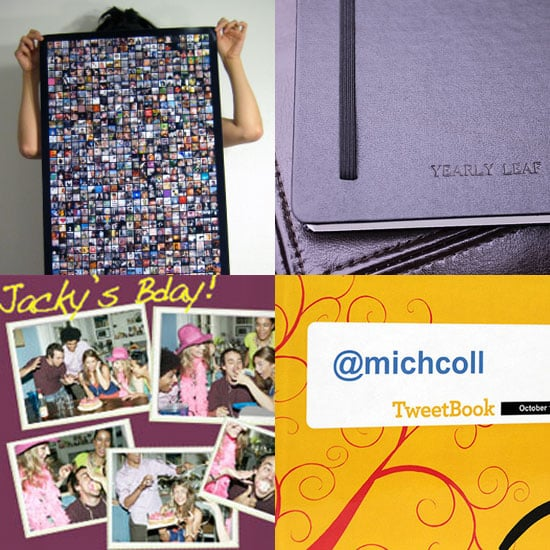 Turn Your Facebook Photos and Tweets Into Books