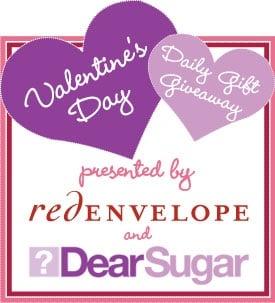 DearSugar and RedEnvelope Valentine's Day Giveaway