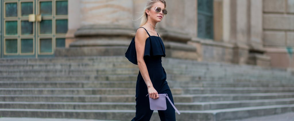 17 Black Pieces That'll Help You Survive the Summer Heat in Style