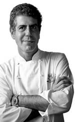Food For Thought: Anthony Bourdain