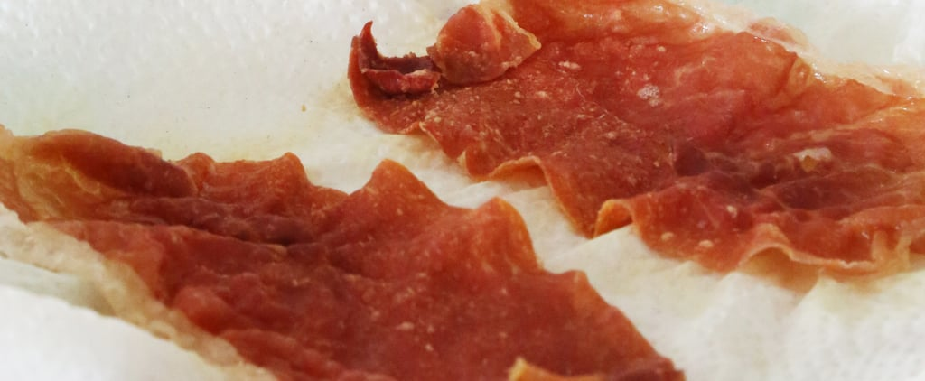 Try This Hack For the Crispiest Italian Bacon in 1 Minute