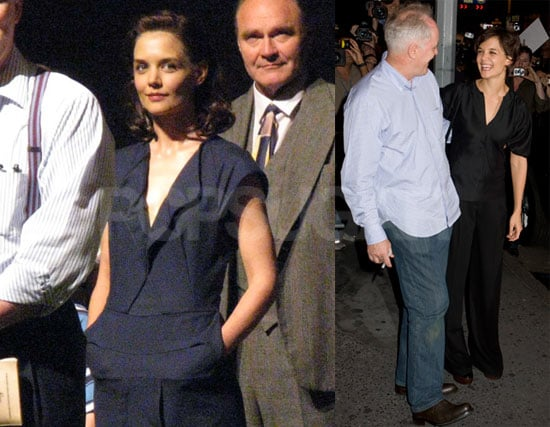 Photos of Katie Holmes in All My Sons on Broadway
