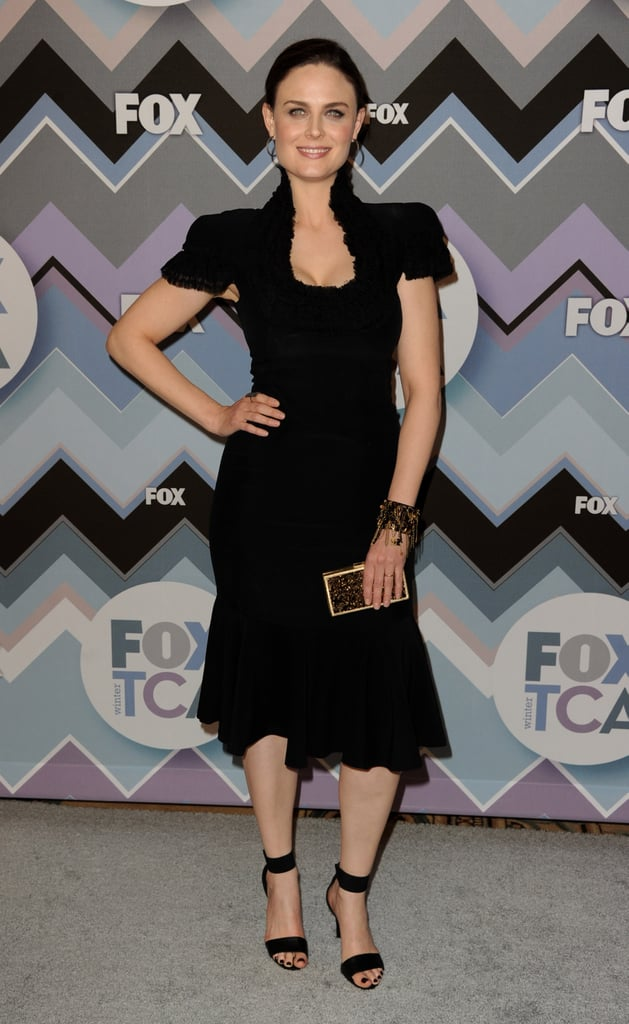 Lea Michele, Zooey Deschanel and Mindy Kaling Shine at FOX's All-Star Party
