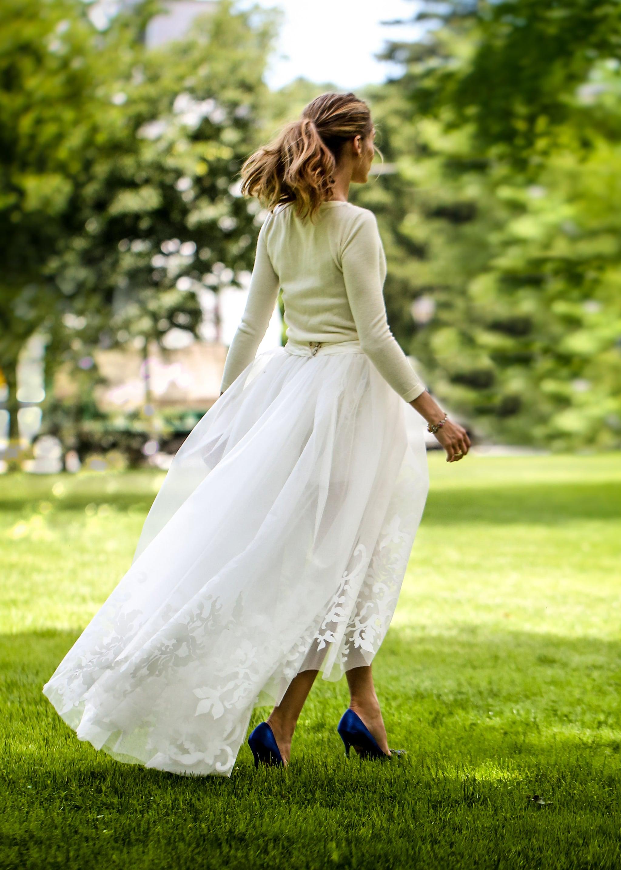 Olivia Palermo Wedding Dress