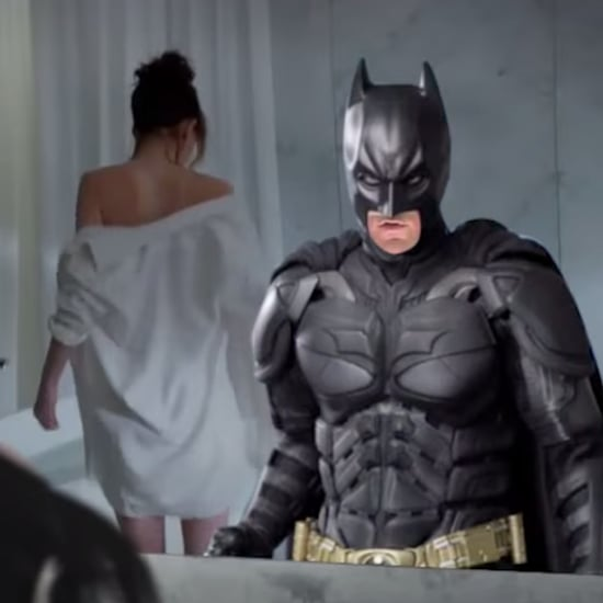 Batman Fifty Shades of Grey Mashup