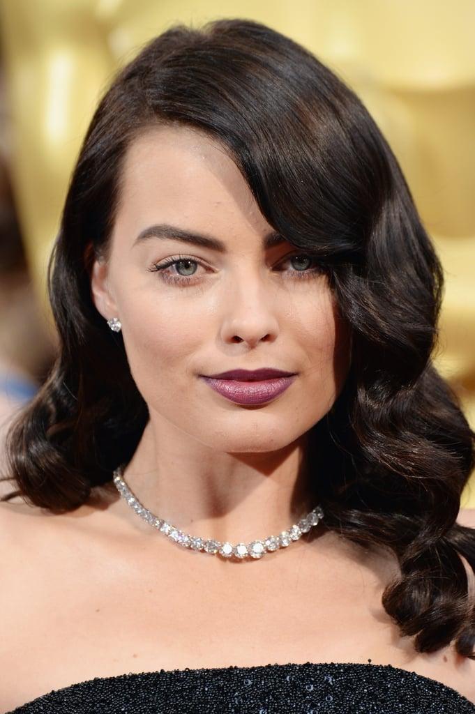 Margot Robbie at 2014 Oscars