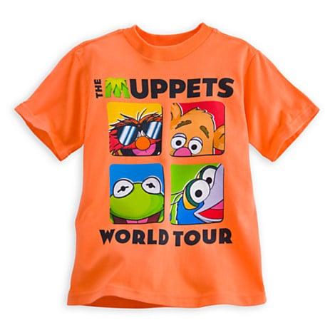 The Muppets World Tour T-Shirt