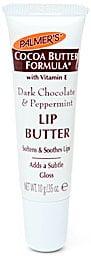 Doing Drugstore: Palmer's Dark Chocolate Peppermint Lip Butter