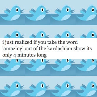 Quiz on Celebrity Tweets on Twitter
