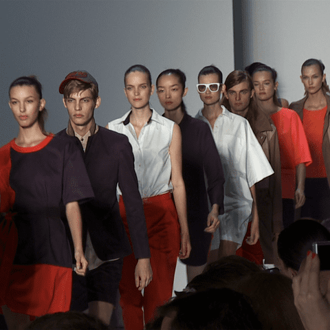 Marc by Marc Jacobs Spring 2012 Runway