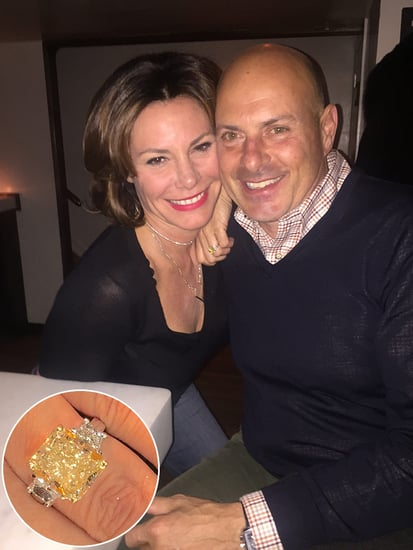 Real Housewives' Luann de Lesseps Will Wear Three Dresses During New Year's Eve Wedding