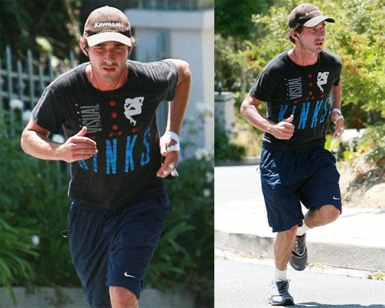 Photos of Shia Running