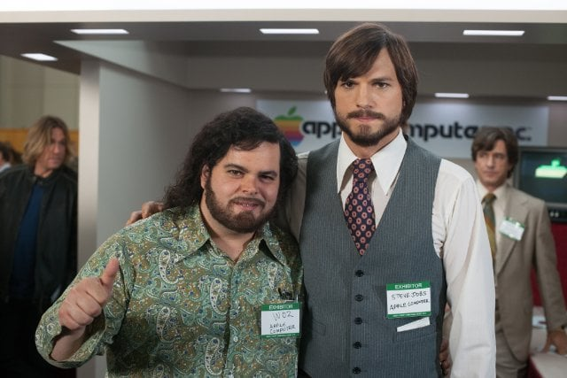 Jobs  Who's starring: Ashton Kutcher and Josh Gad Why we're interested: The story of the late Steve Jobs is fascinating in itself, but we're all the more curious to see how Kutcher embodies the role. When it opens: Aug. 16 Watch the trailer for Jobs.  Source: Open Road Films