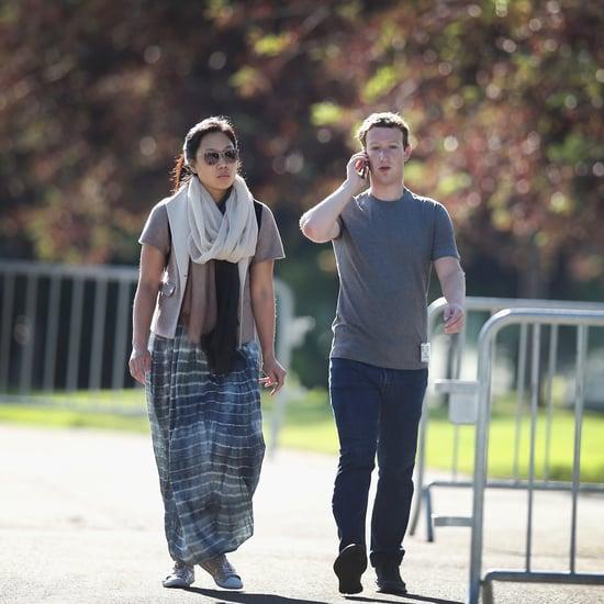 Mark Zuckerberg Donates Money to Stop Ebola